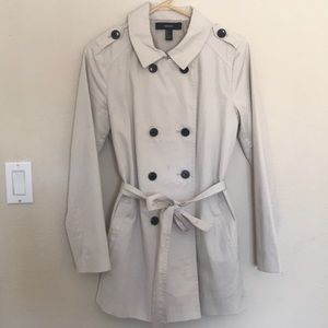 Trench Coat Classic with waist tie